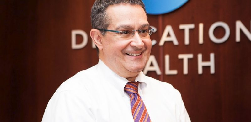 Dr. Santiago A. Candocia Conciege Doctor in Chicago Internal Medicine Travel Medicine Specialist